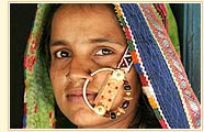 Bhuj Tribal Woman