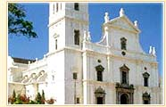 St. Catherine's Church, Goa